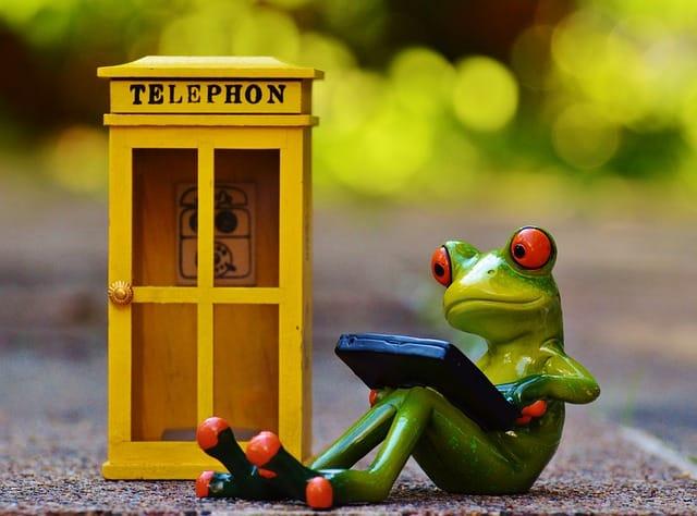 Kontakt-Telefon-Mail